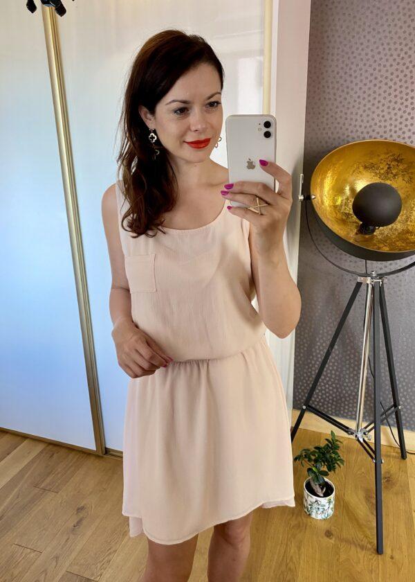 Sukienka Daria rozkloszowana